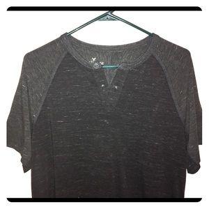 American Eagle Active Flex T-Shirt (2 Button)